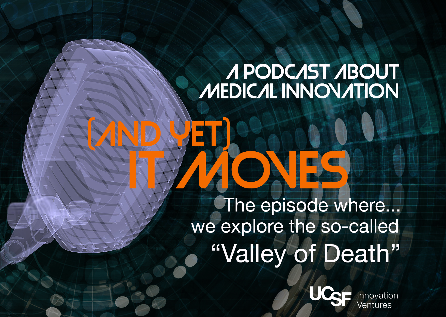 It Moves Podcast. Episode one: Valley of Death